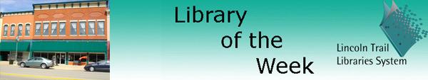 Libraryoftheweekbannermln