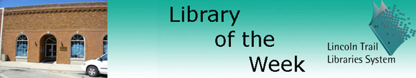 Libraryoftheweekbannervgn