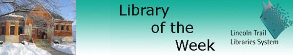 Libraryoftheweekbannerlon