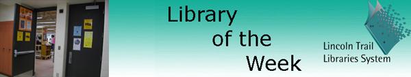 Libraryoftheweekbannerjuh