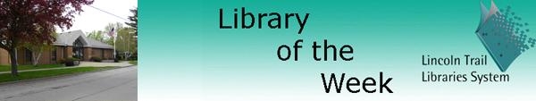 Libraryoftheweekbannerben